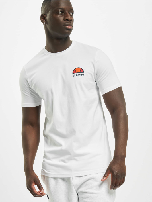 Ellesse T-Shirty Canaletto bialy