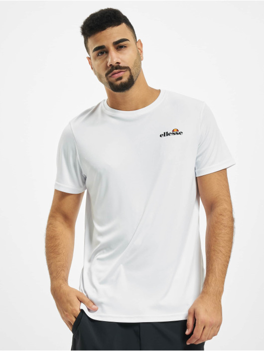 Ellesse T-Shirty Malbe bialy