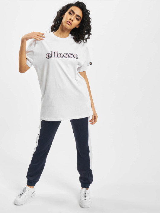 Ellesse T-Shirty Prendere bialy
