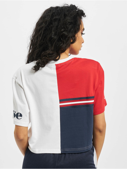 Ellesse T-Shirty Essere bialy