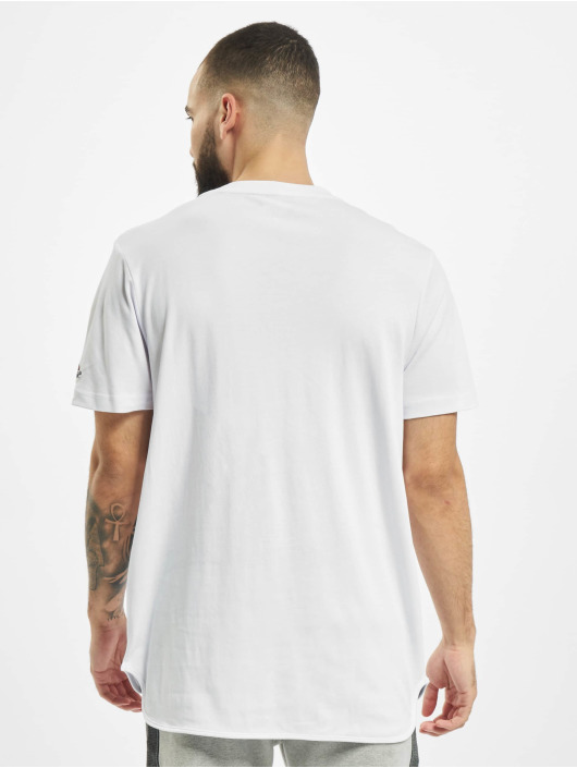 Ellesse T-Shirty Steinway M bialy