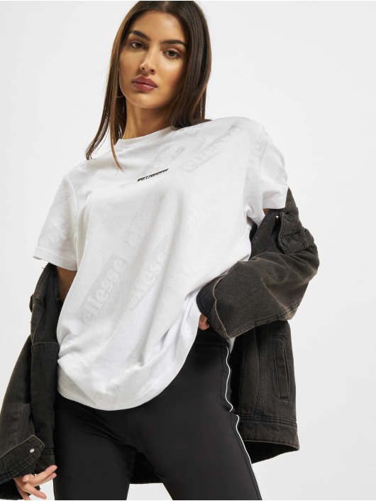 Ellesse T-Shirty Molto bialy