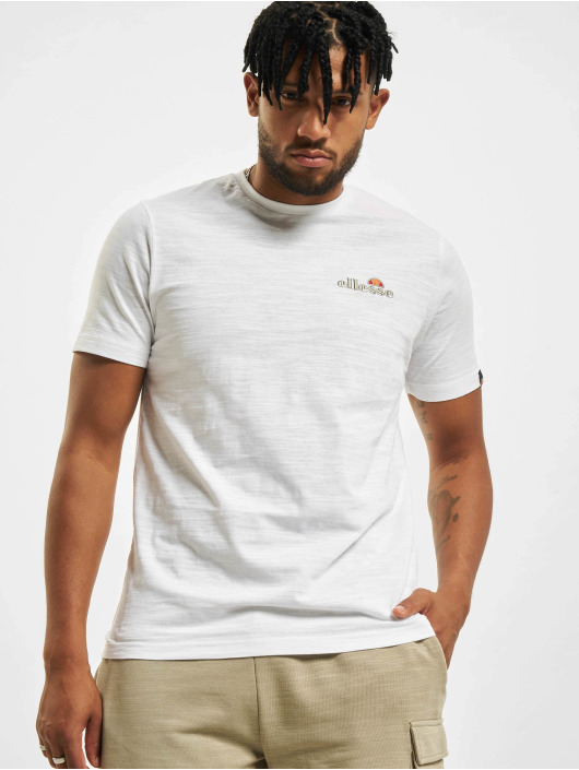 Ellesse T-Shirty Mille bialy