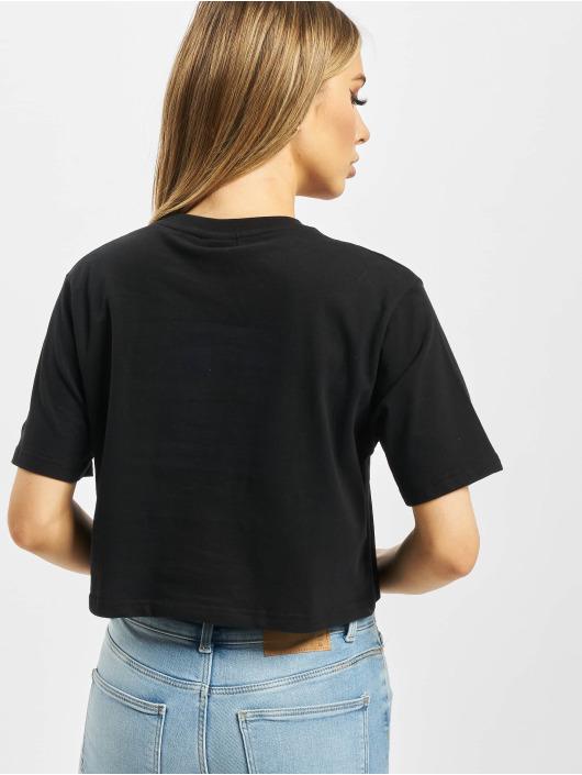 Ellesse T-Shirty Fireball czarny