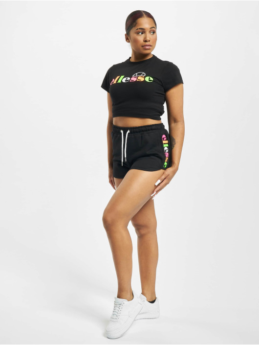 Ellesse T-Shirty Lossini czarny