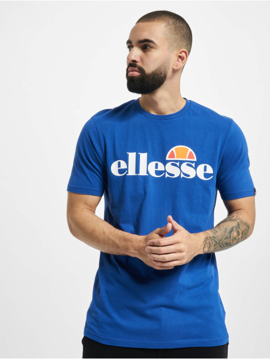 Ellesse T-Shirty Sl Prado niebieski