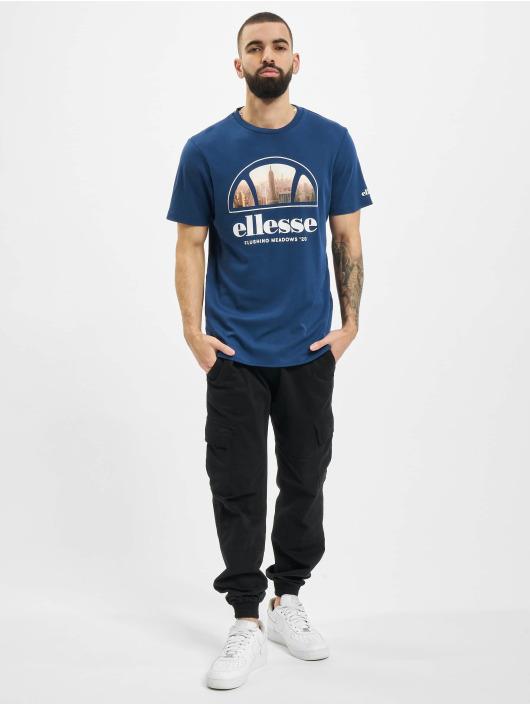 Ellesse T-Shirty Bayside M niebieski
