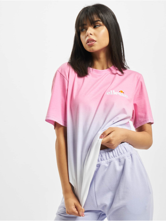 Ellesse T-Shirty Labney Fade pink