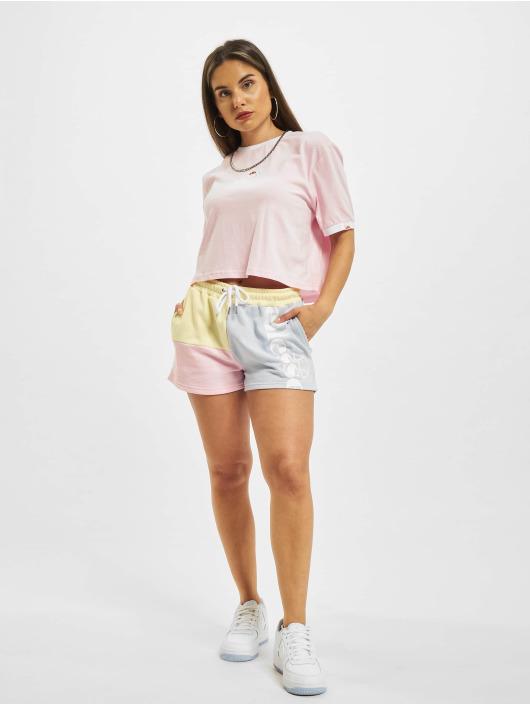 Ellesse T-Shirty Derla rózowy