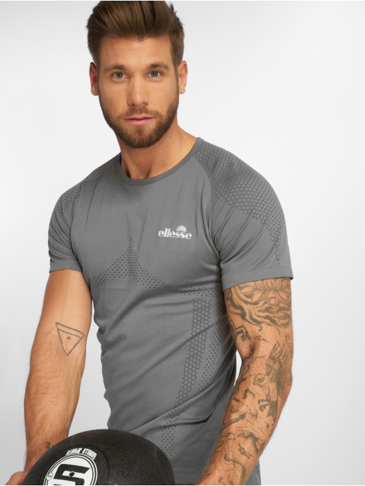 Ellesse T-Shirty Ster szary