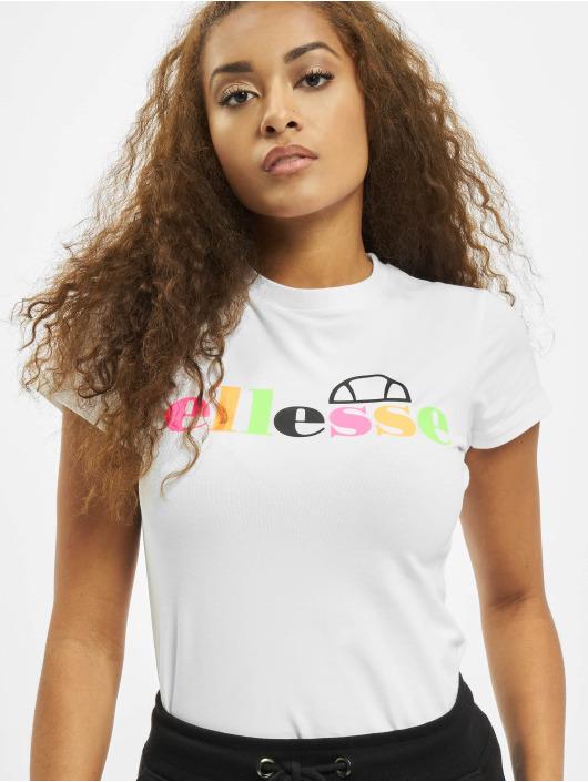 Ellesse T-skjorter Lossini hvit