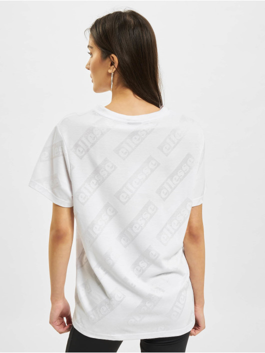 Ellesse T-skjorter Molto hvit