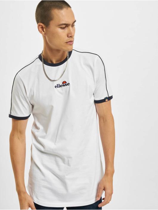 Ellesse T-skjorter Riesco hvit