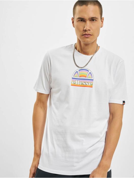 Ellesse T-skjorter Puoi hvit