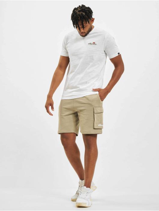 Ellesse T-skjorter Mille hvit