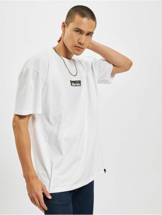Ellesse T-skjorter Boxini hvit