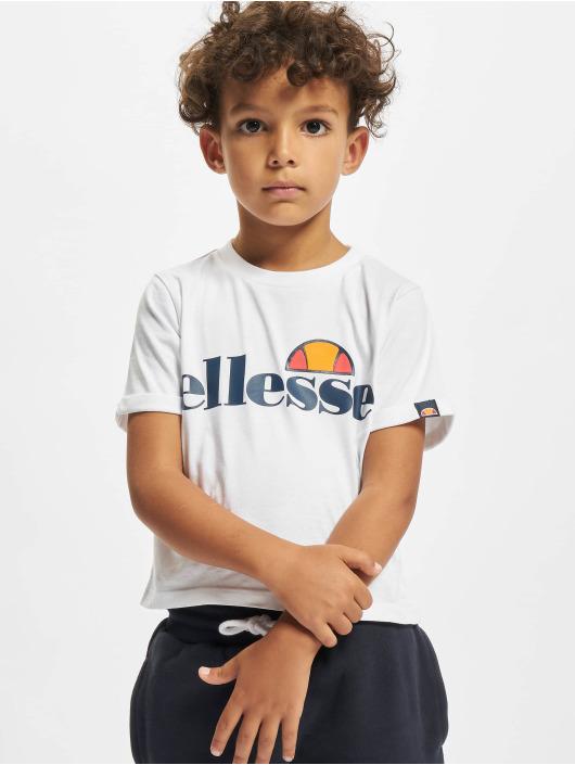 Ellesse T-skjorter Nicky Crop hvit