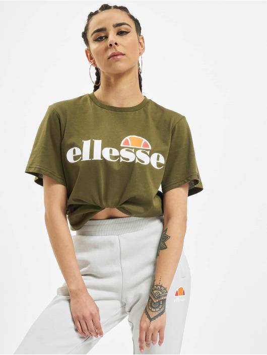Ellesse T-skjorter Albany khaki