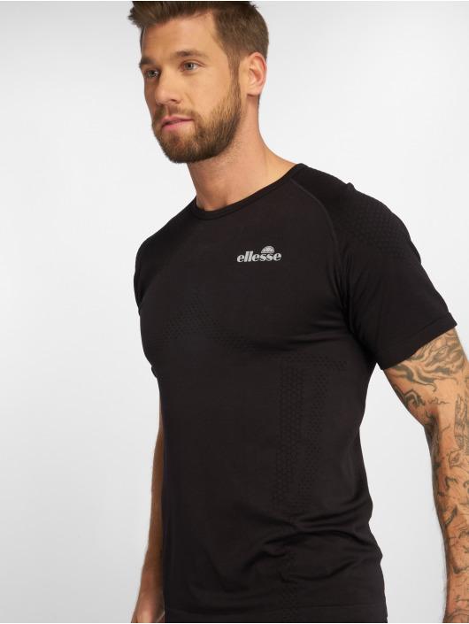 Ellesse T-skjorter Ster svart