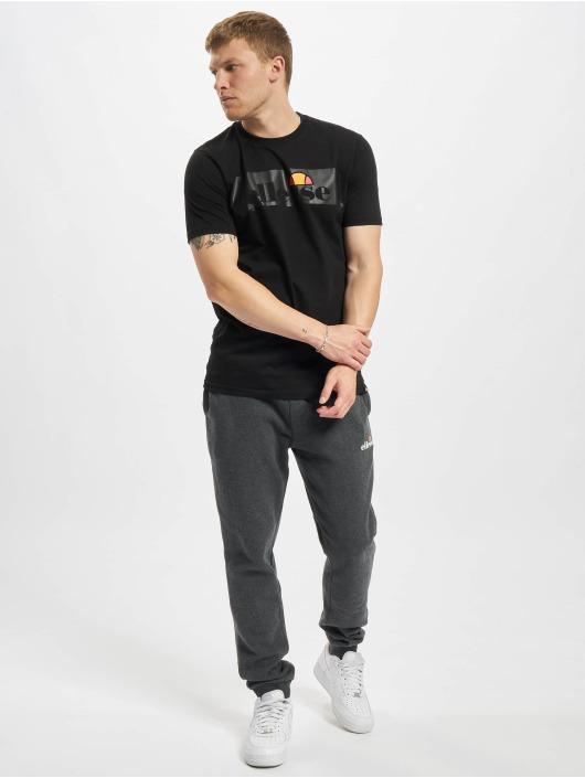 Ellesse T-skjorter Sulphur svart
