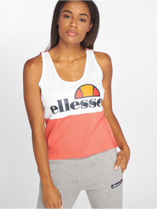Ellesse Top Luchetto white