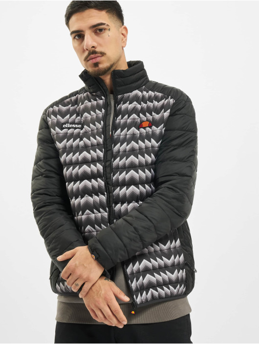 Ellesse Transitional Jackets Tartaro Padded svart