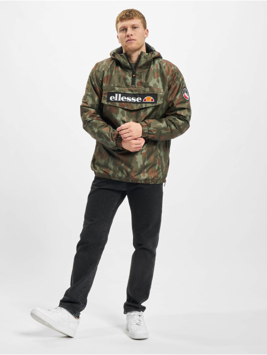 Ellesse Veste mi-saison légère Monterini camouflage