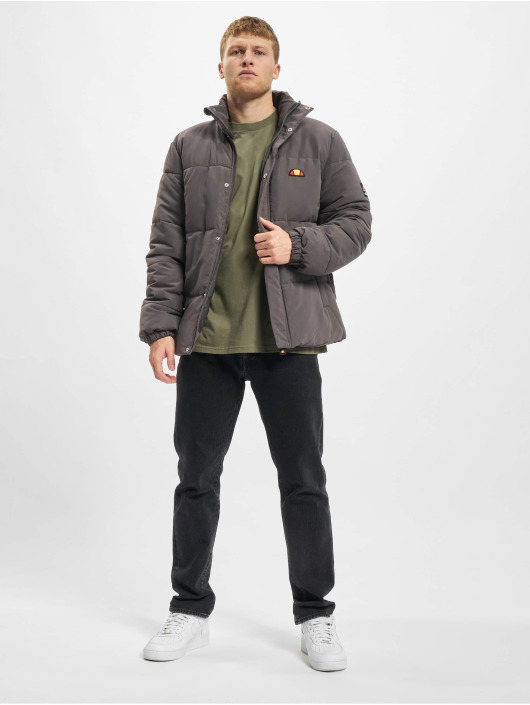 Ellesse Winter Jacket Igris Padded grey