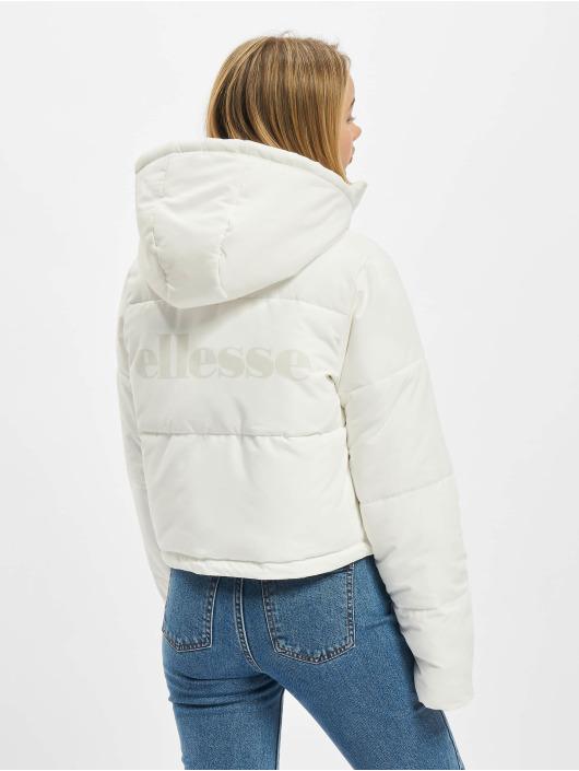 Ellesse Winter Jacket Parum Padded white