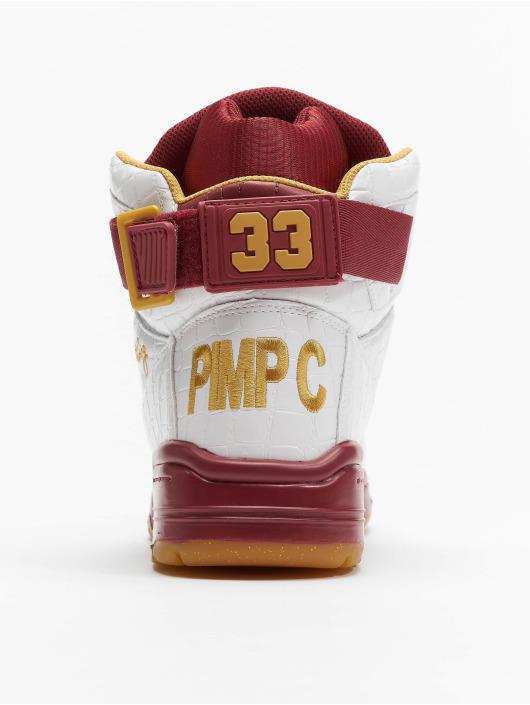 Ewing Athletics Baskets Pimp C Tribute blanc