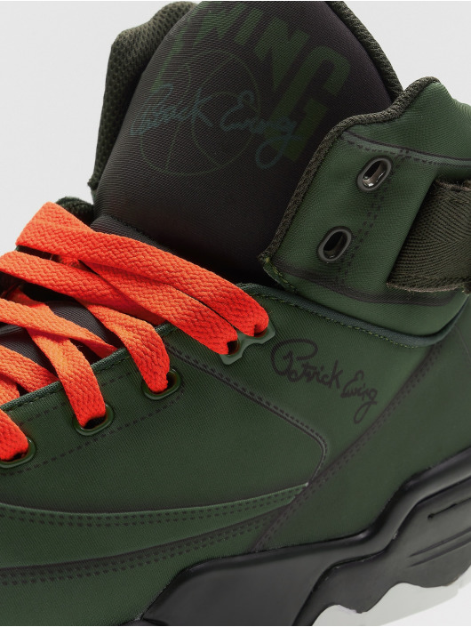 Ewing Athletics Baskets 33HI LE Sublimated Aviation olive