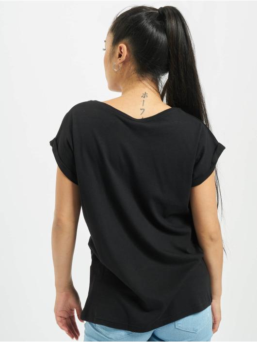 Famous Stars and Straps T-Shirt Ladies Buffalo black