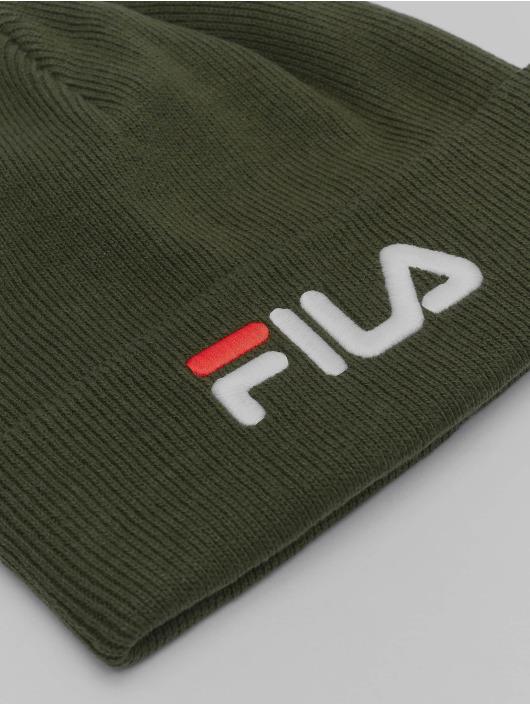 FILA Čiapky Bianco Linear Logo zelená