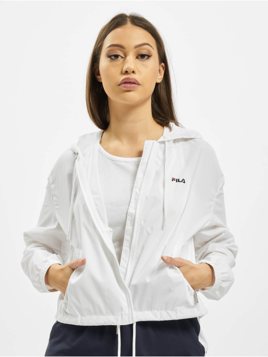 FILA Демисезонная куртка Earlene белый