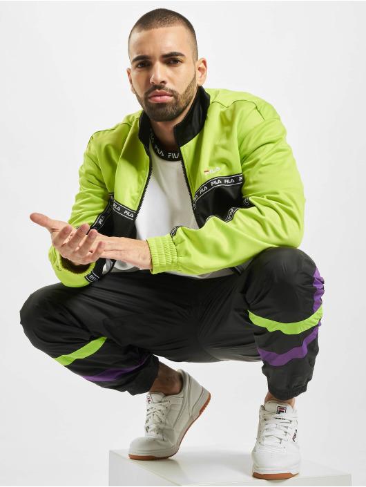 FILA Демисезонная куртка Urban Line Hachiro зеленый