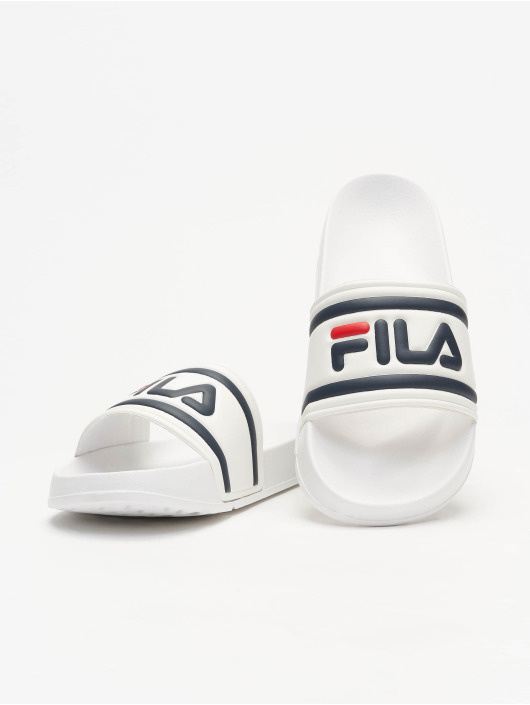 FILA Шлёпанцы Sport&style Morro Bay Slipper 2.0 белый