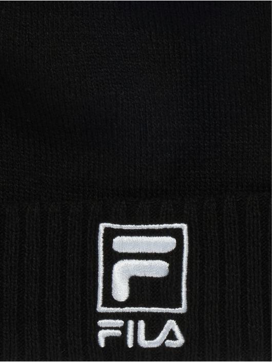 FILA шляпа Slouchy F-Box черный