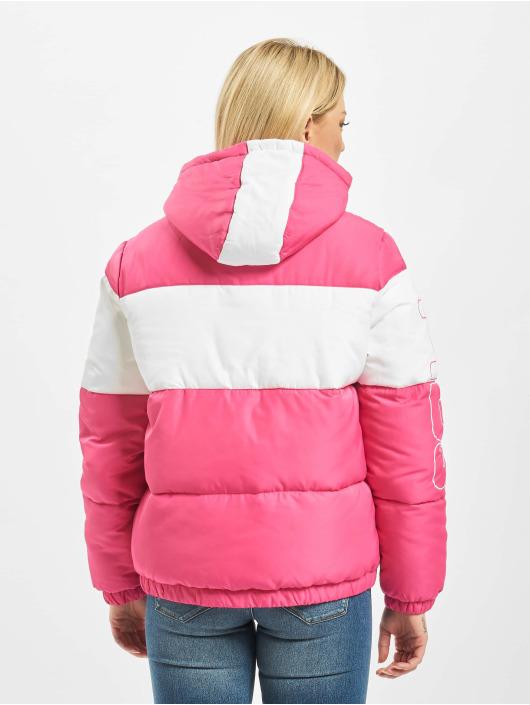 FILA Active Kurtki pikowane Active UPL Addy Oversize Padded pink