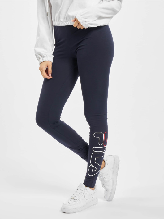 FILA Active Legging Active Fley blau