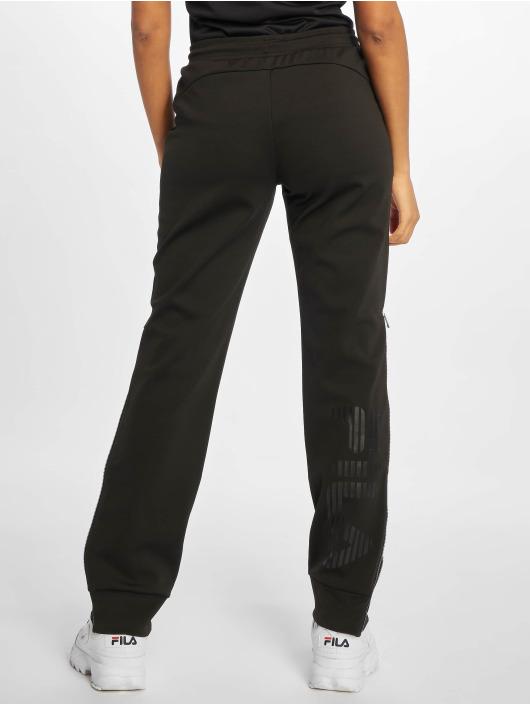 FILA Active Spodnie do joggingu Bianco czarny