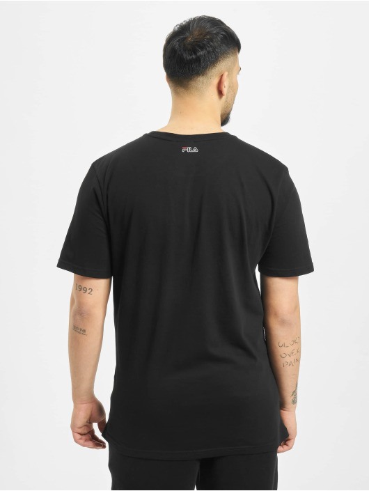 FILA Active T-shirt Active UPL Naude nero