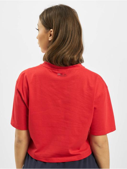 FILA Active T-Shirt Active UPL Leda Wide red