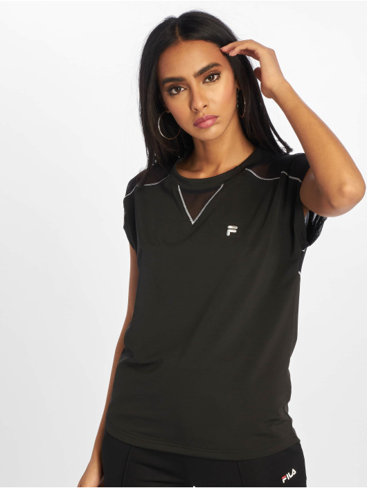 FILA Active T-Shirt BLP Masa schwarz