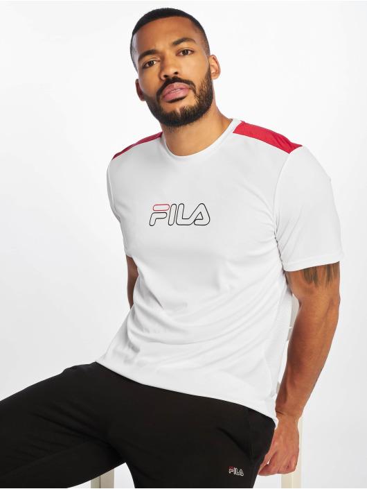 FILA Active T-Shirty Erol Tee Up bialy