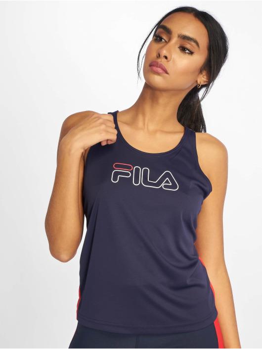 FILA Active Tank Tops Bella blå