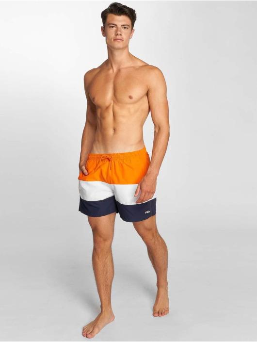 FILA Badeshorts Brock Swim orange