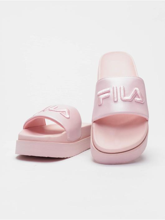 FILA Badesko/sandaler Heritage Morro Bay Zeppa F rosa