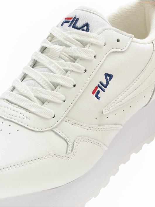 FILA   Sport Orbit Zeppa L blanc Femme Baskets 485715