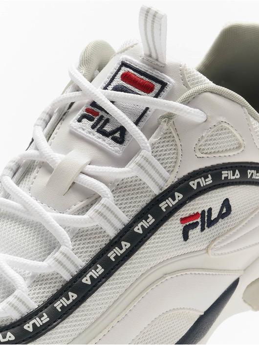 FILA Baskets Heritage Ray Mesh blanc