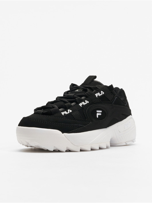 9e2e1a9647bf ... FILA Baskets D Formation noir ...